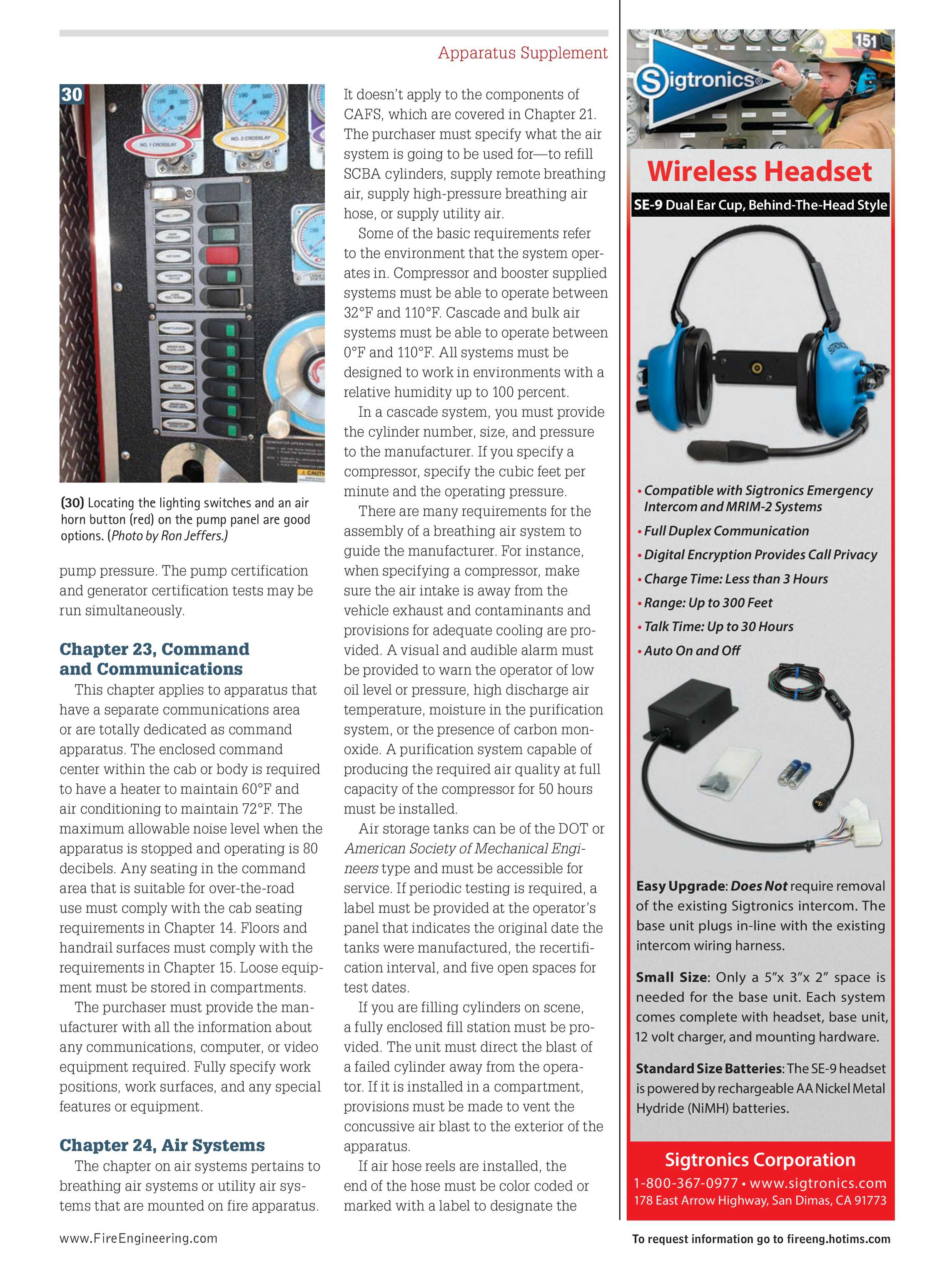 Fire Engineering June 2017 Page S29 Simple Two Way Communication Intercom Circuit Schematic Diagram