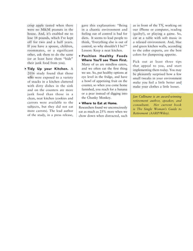 Ideal Living Winter 2018 Page 134 135