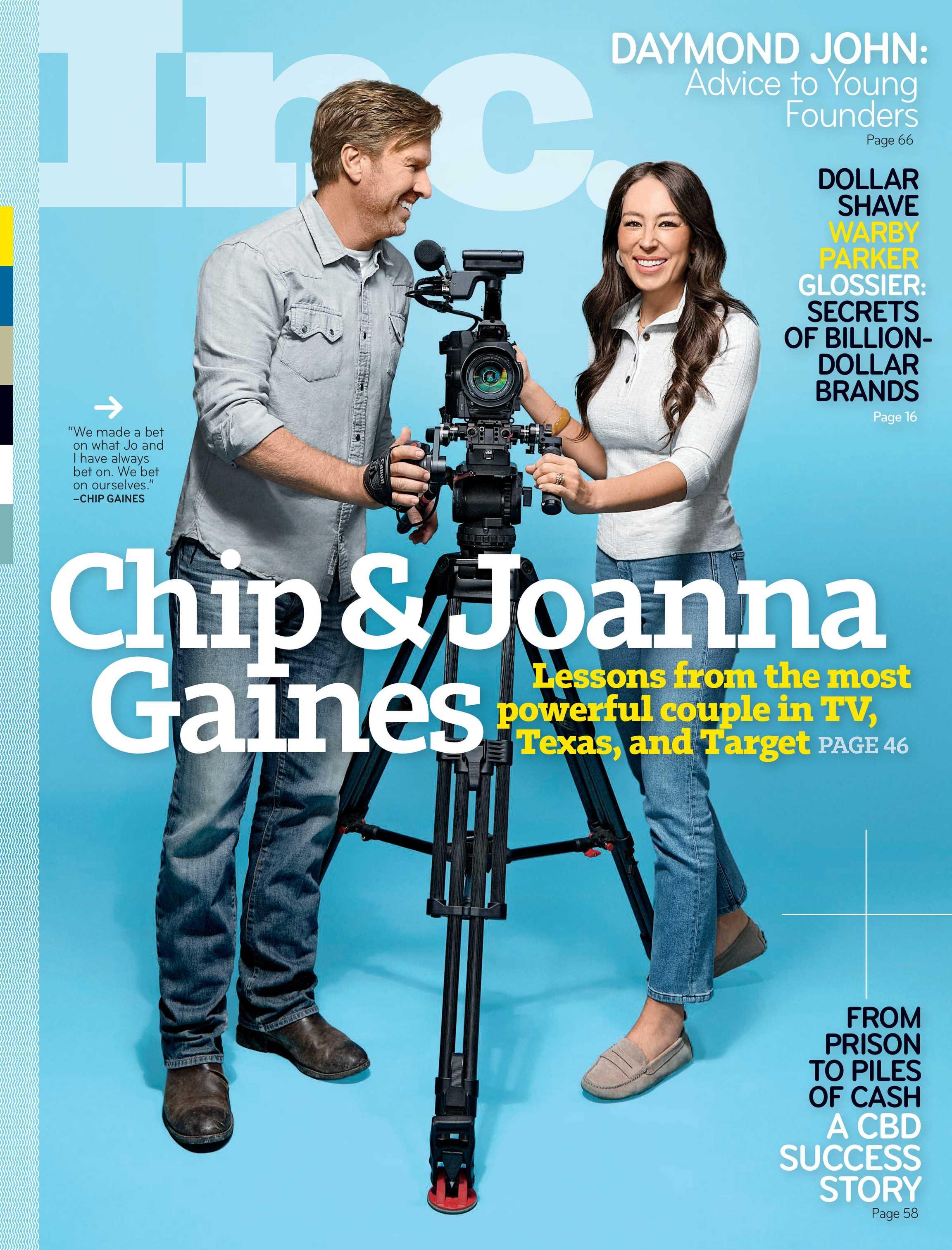 Inc Magazine Mar Apr 2020 Page Cover