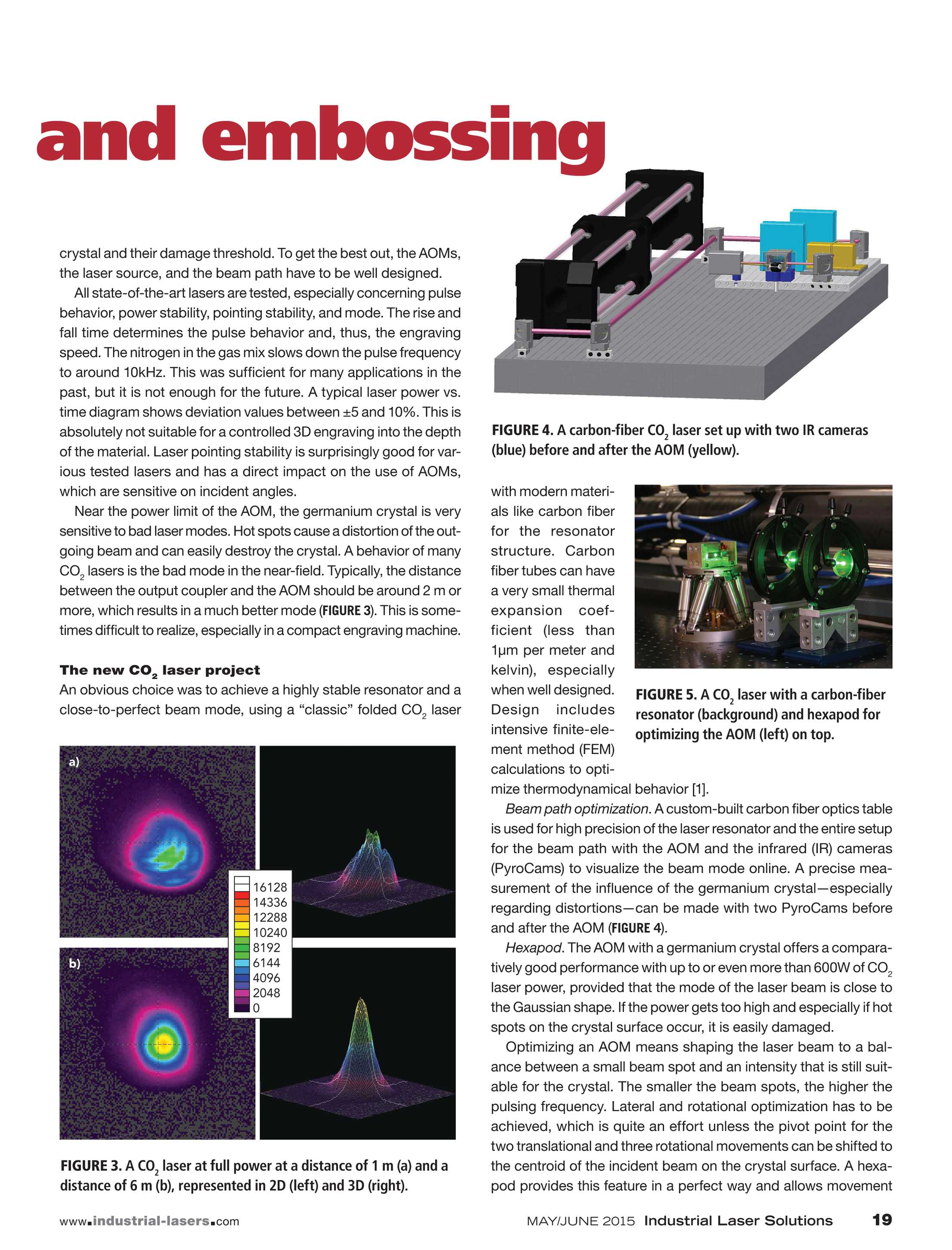 Industrial Laser Solutions - May/June 2015 - page 19