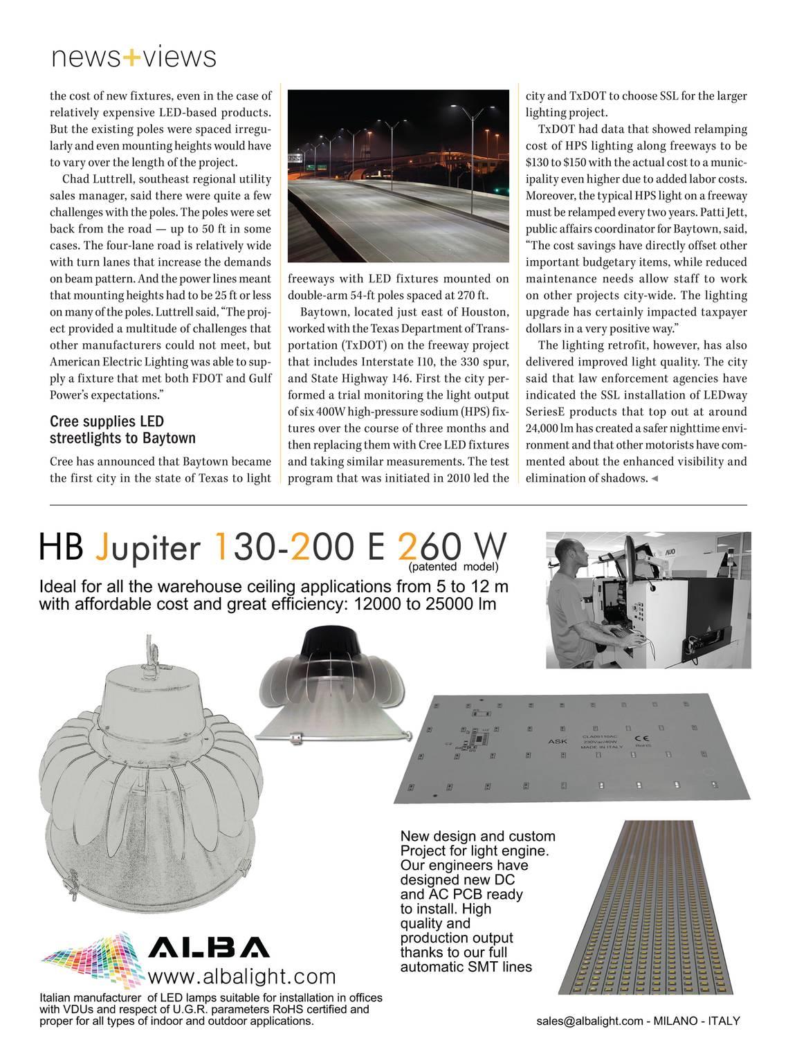 LEDs Magazine - February 2014 - page 24
