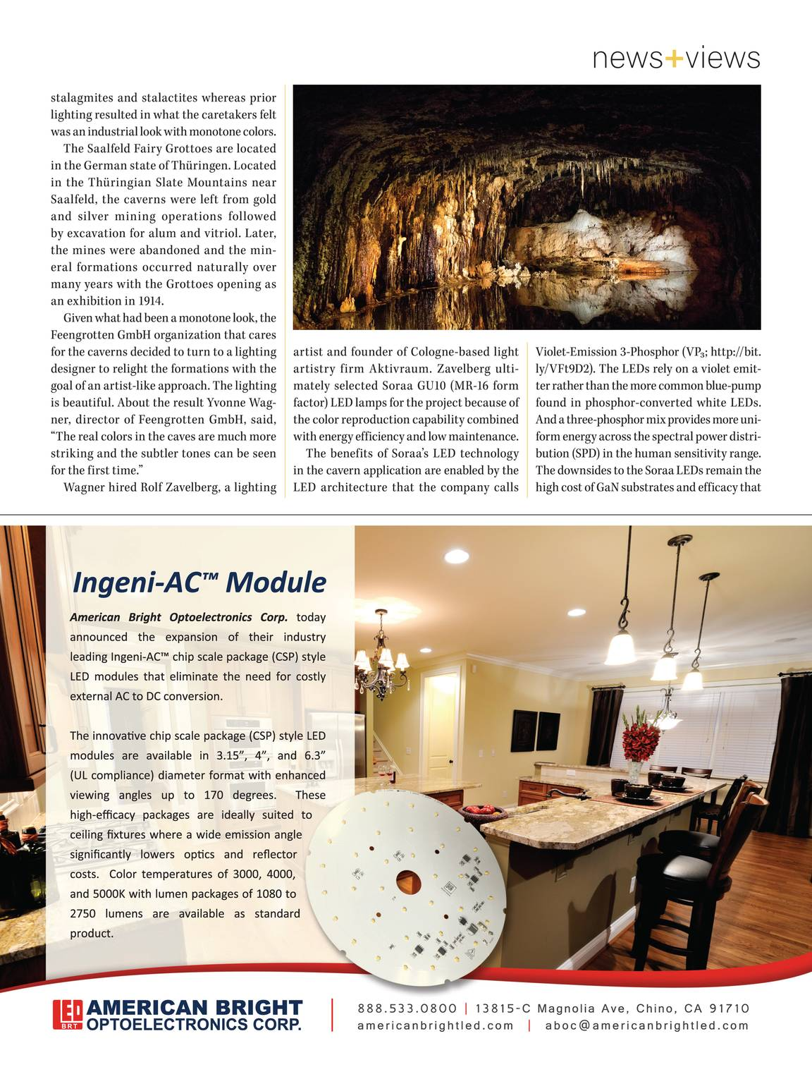 LEDs Magazine - July/August 2016 - page 16