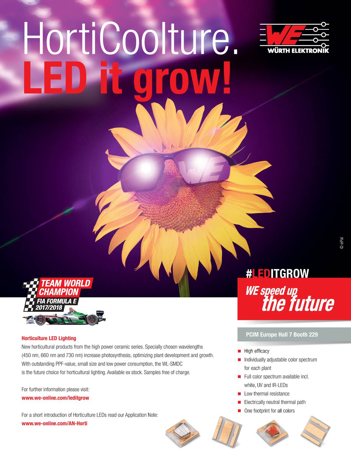 LEDs Magazine - March 2019 - page 3