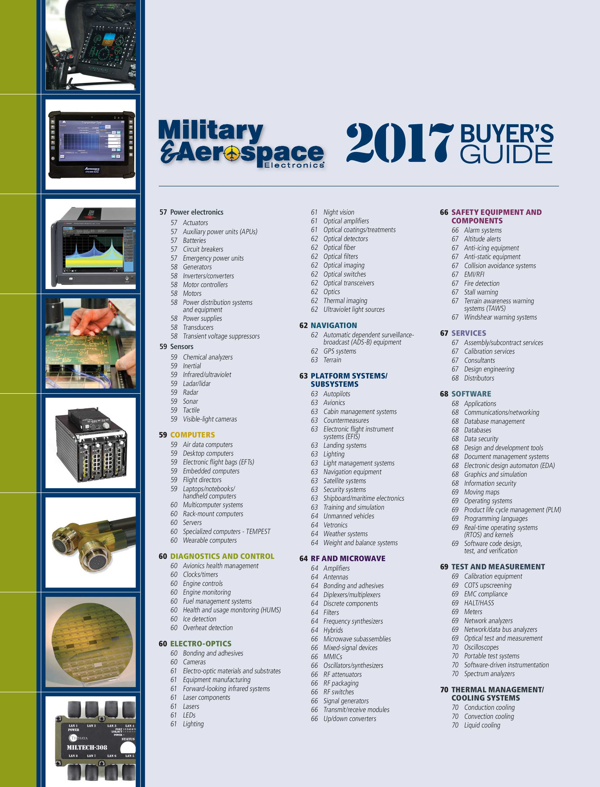 Military Aerospace Electronics 2017 Mae Buyers Guide Page 44 Electronic Circuit Simulation