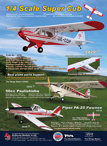 Model Aviation - July 2016 - Page 90-91