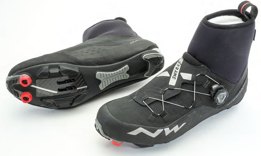 New Product Discovery: Northwave Extreme XCM 2 GTX Shoes | Mountain Bike Action Magazine