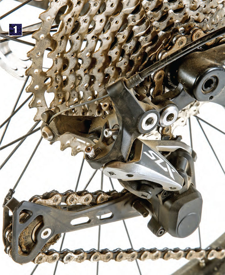 derailleur hanger alignment