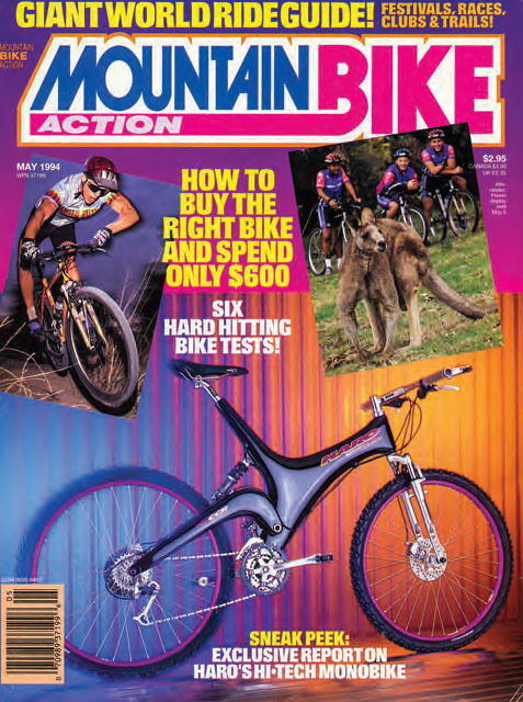 the may 1994 cover of mba
