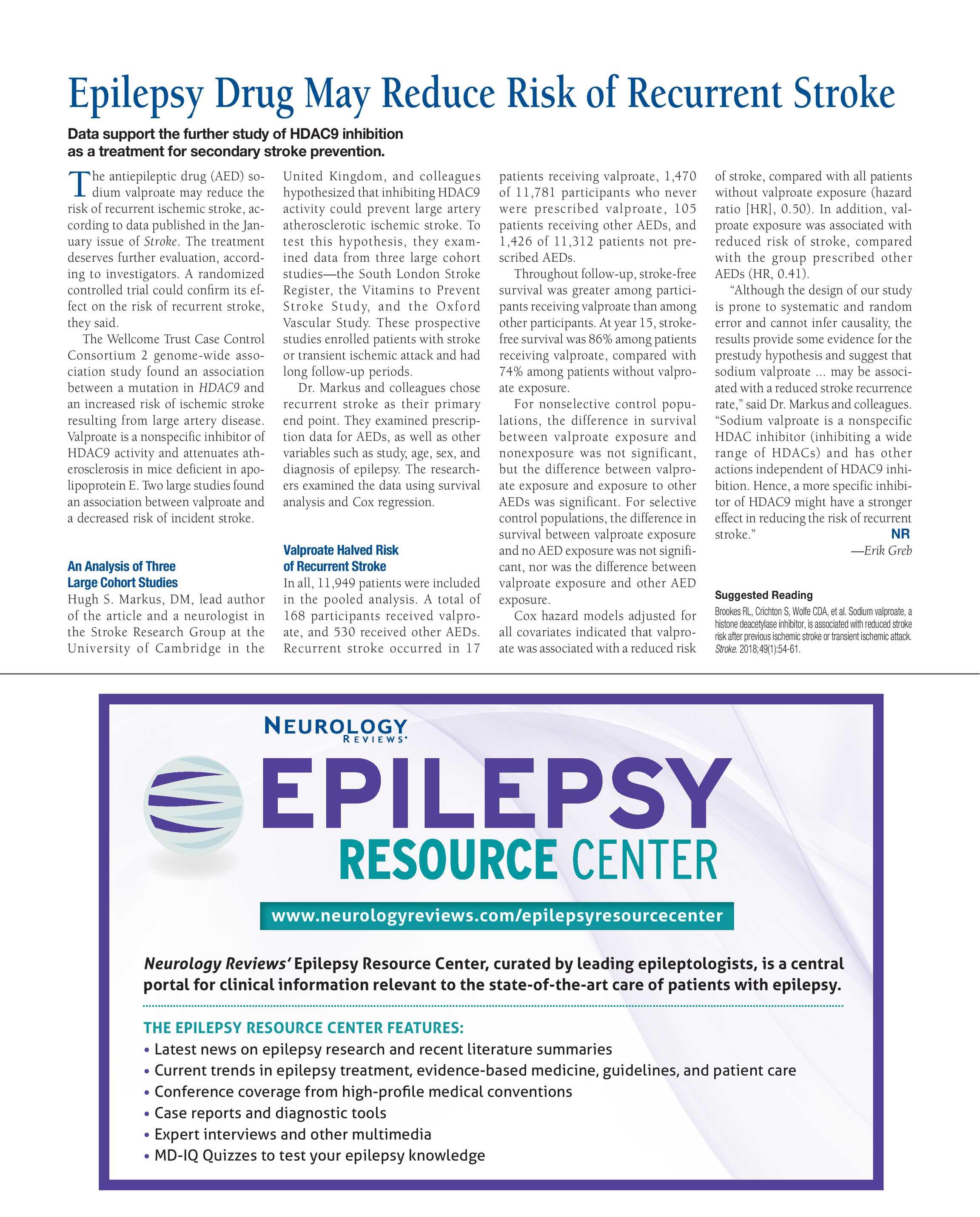 Neurology Reviews - Feb 2018 - page 72