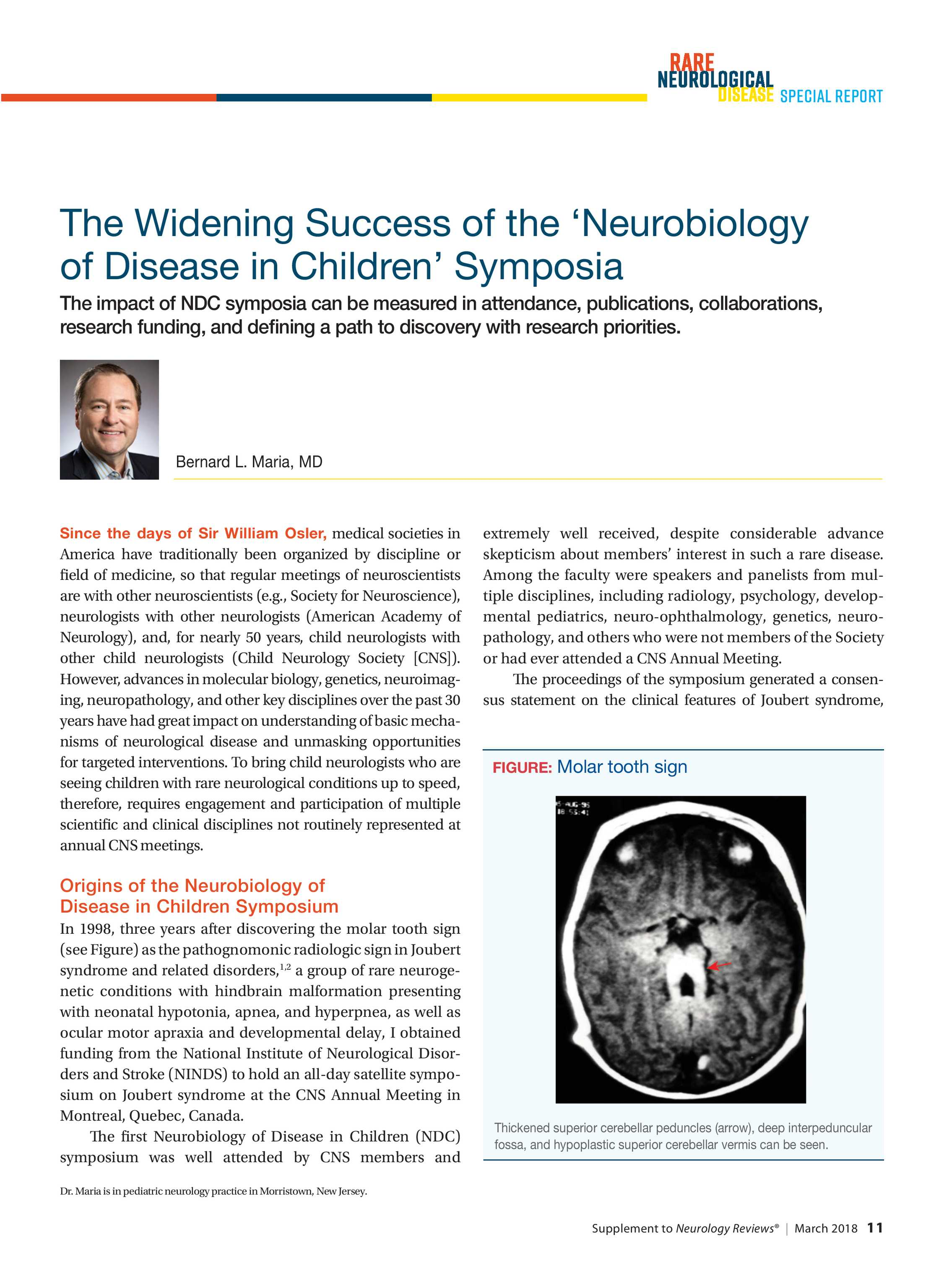 neurology reviews - nord supplement 0318 - page 11