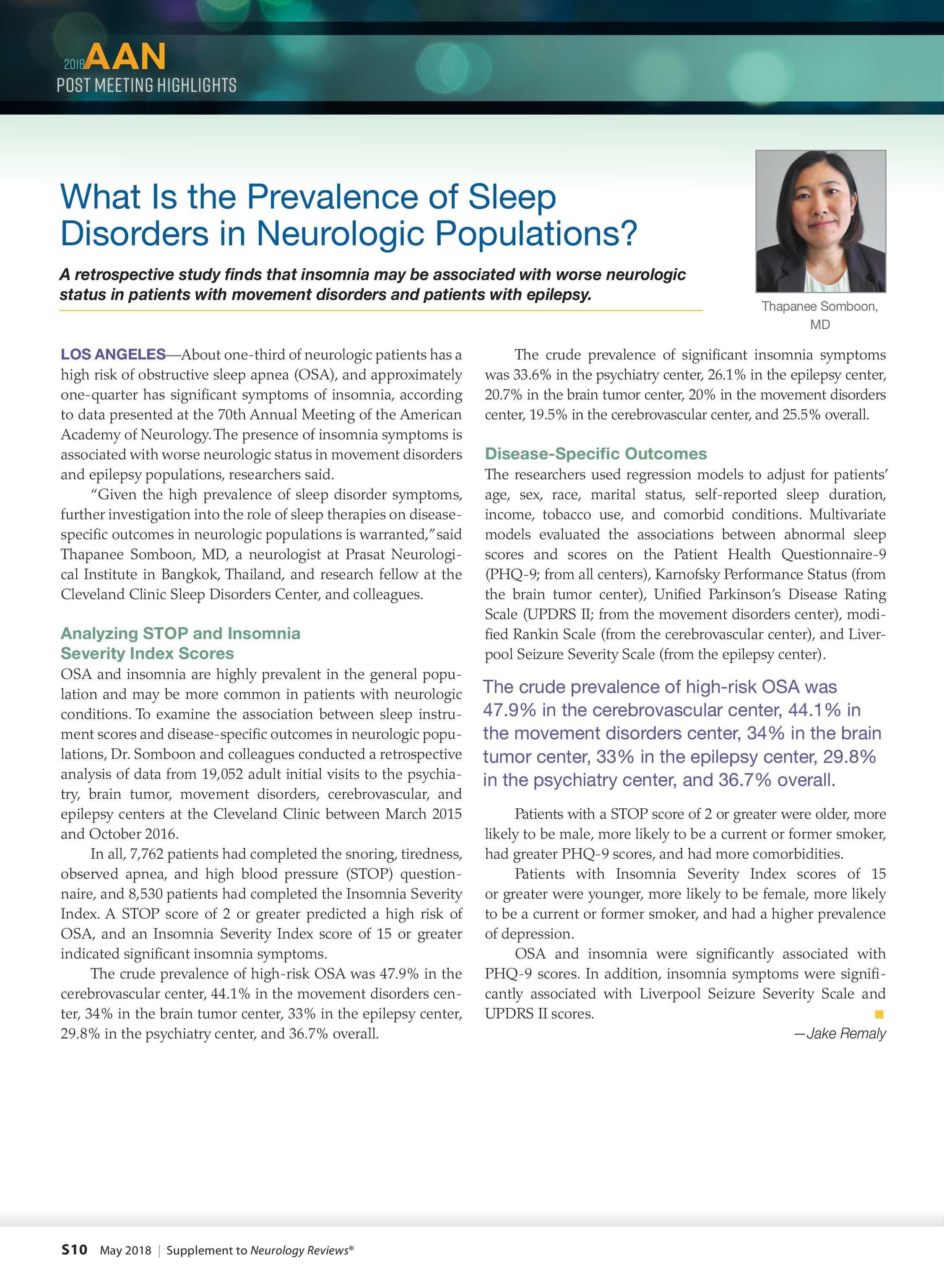Neurology Reviews - NR AAN Post Meeting 0518 - page S10