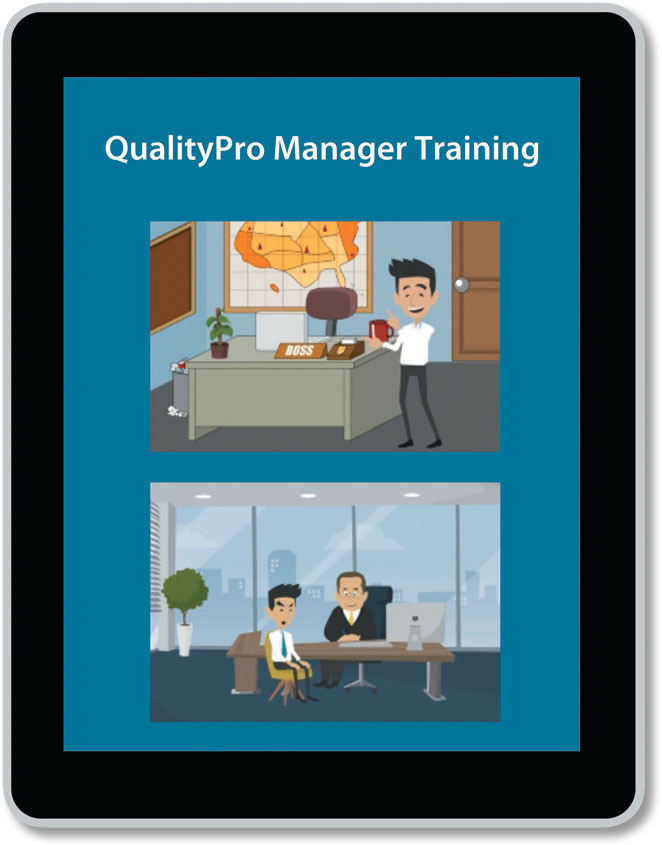 qualitypro accreditation and certification