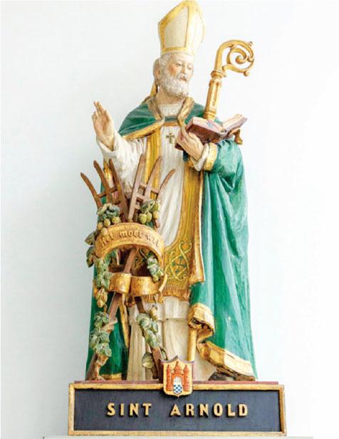 arnulf of oudenburg