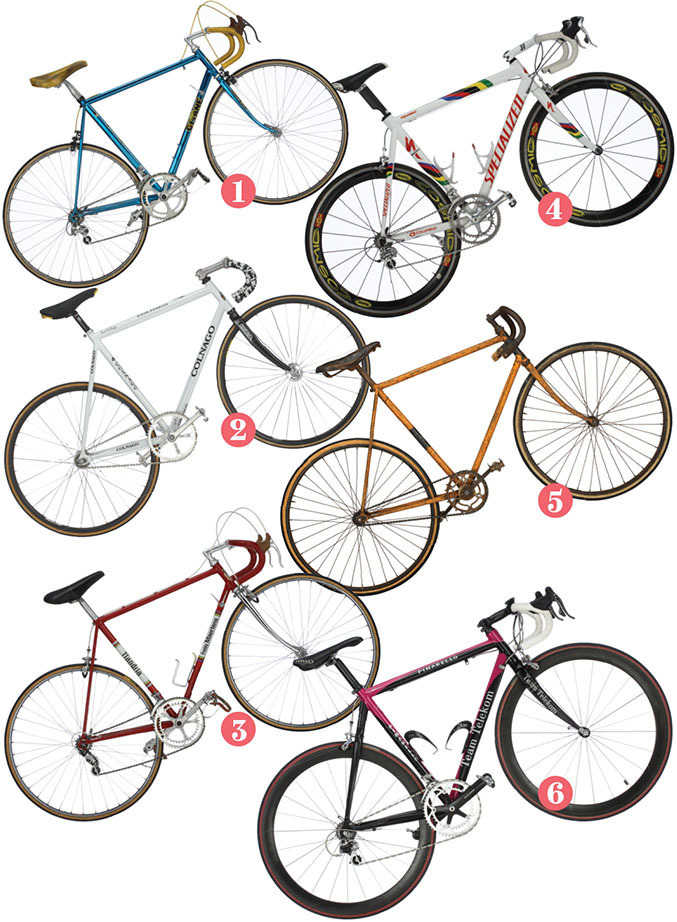 my 24 bicycles