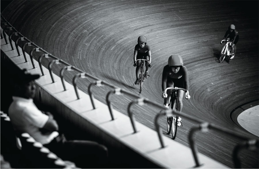 the waning sport of keirin racing