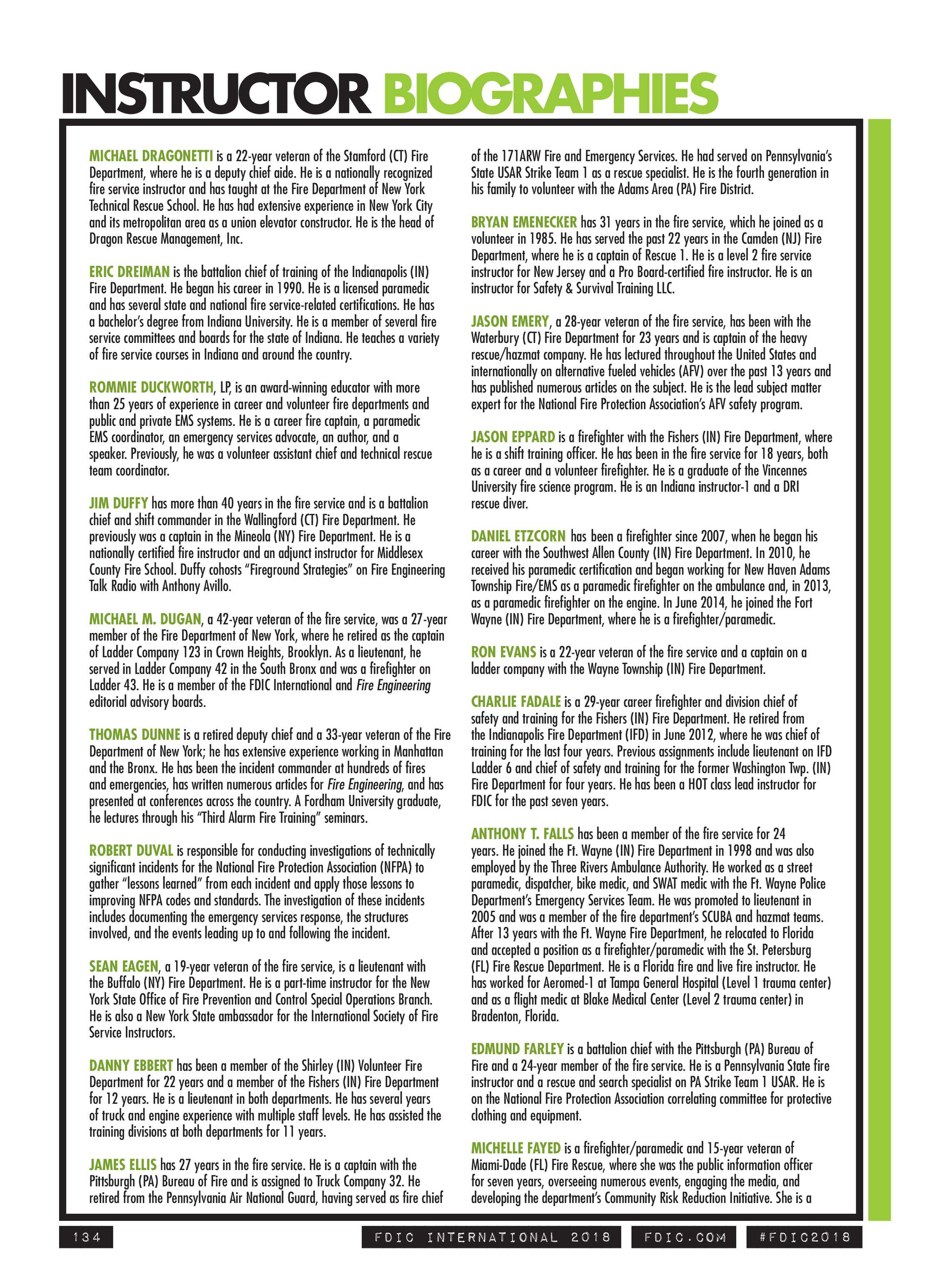 Pennwell Supplements Fdic 2018 Show Guide Non Listings Page 134