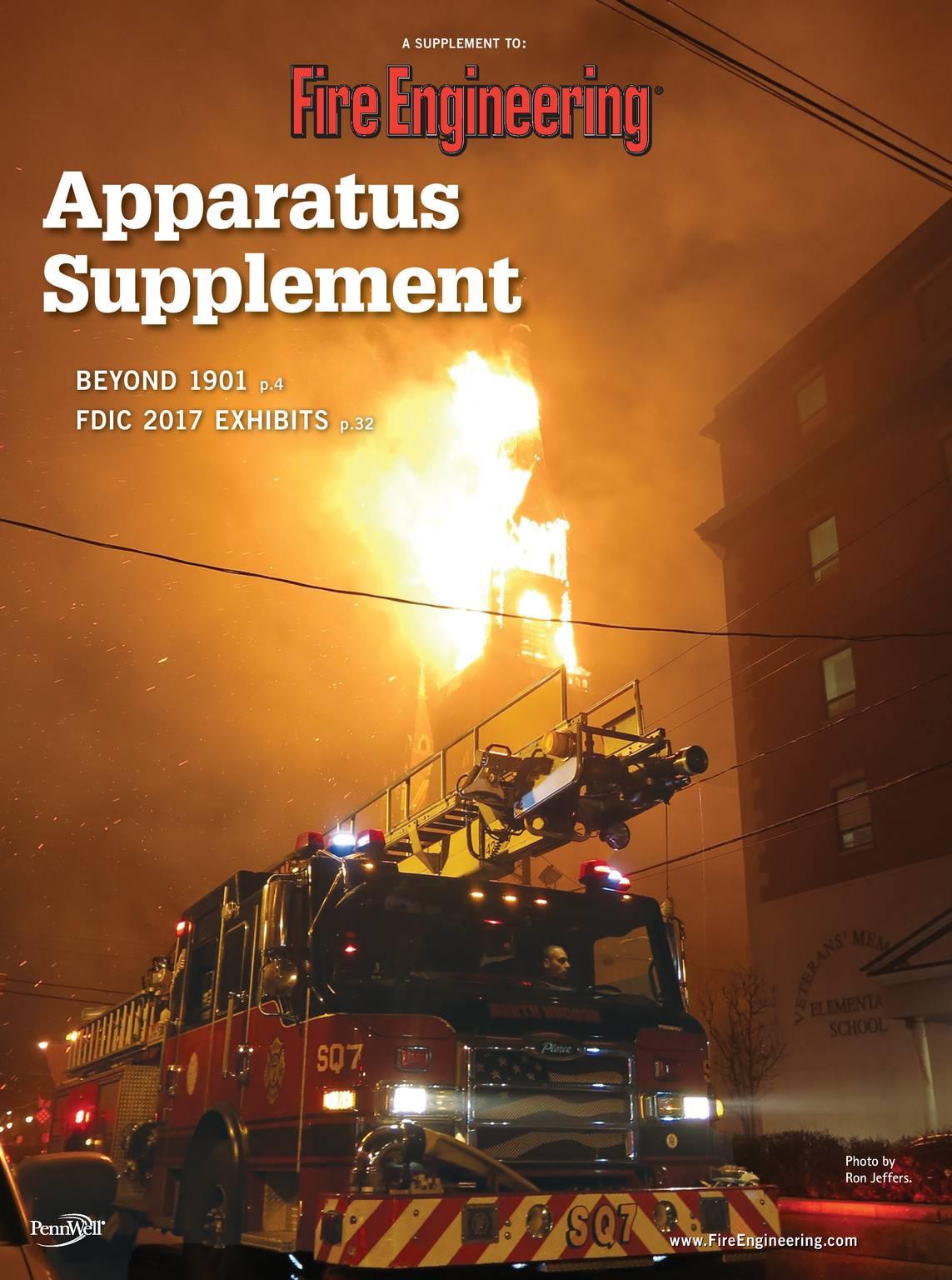Pennwell Supplements - FE June 2017 Apparatus Supplement