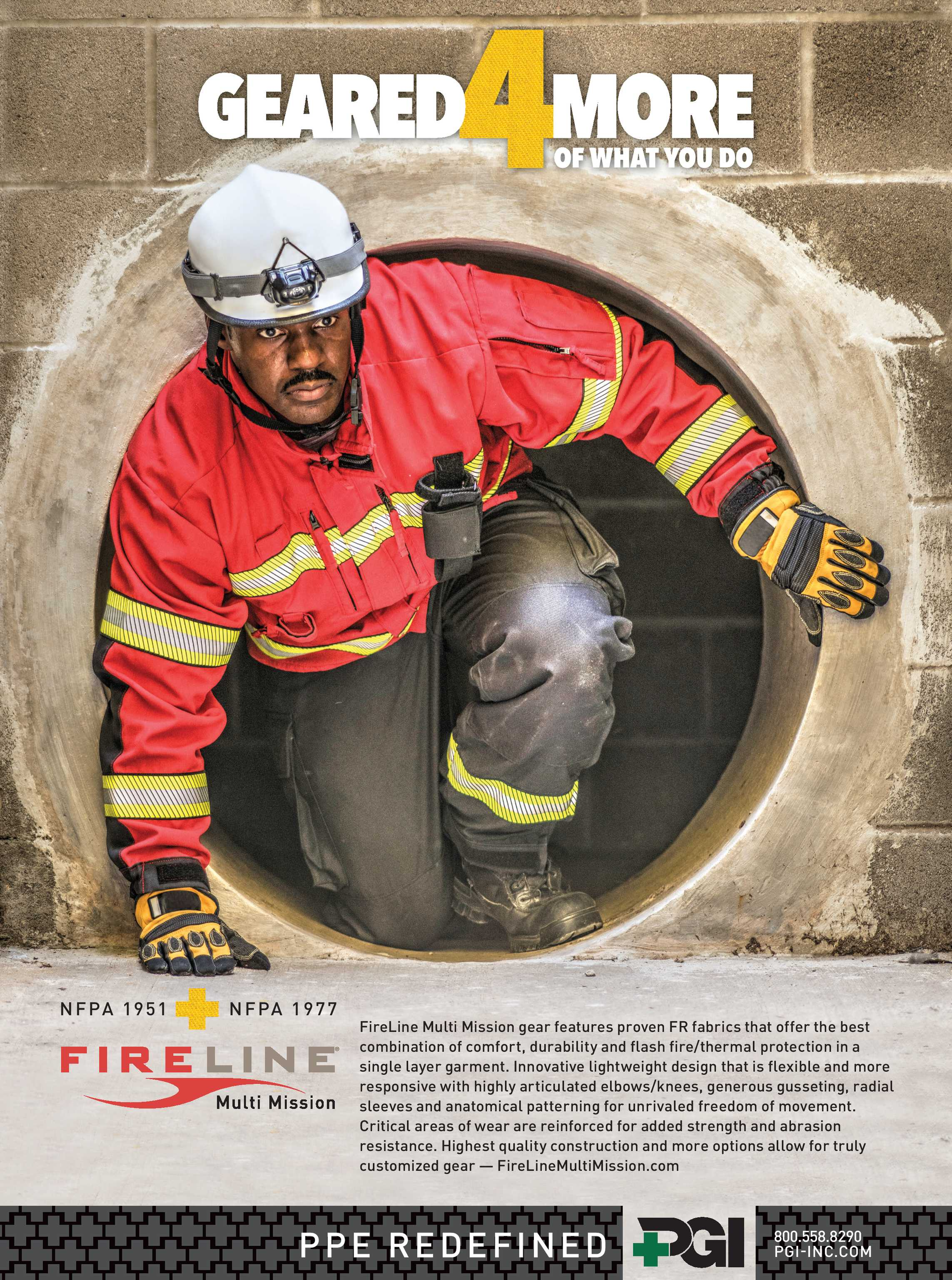 Pennwell Supplements - FE November 2018 Extrication