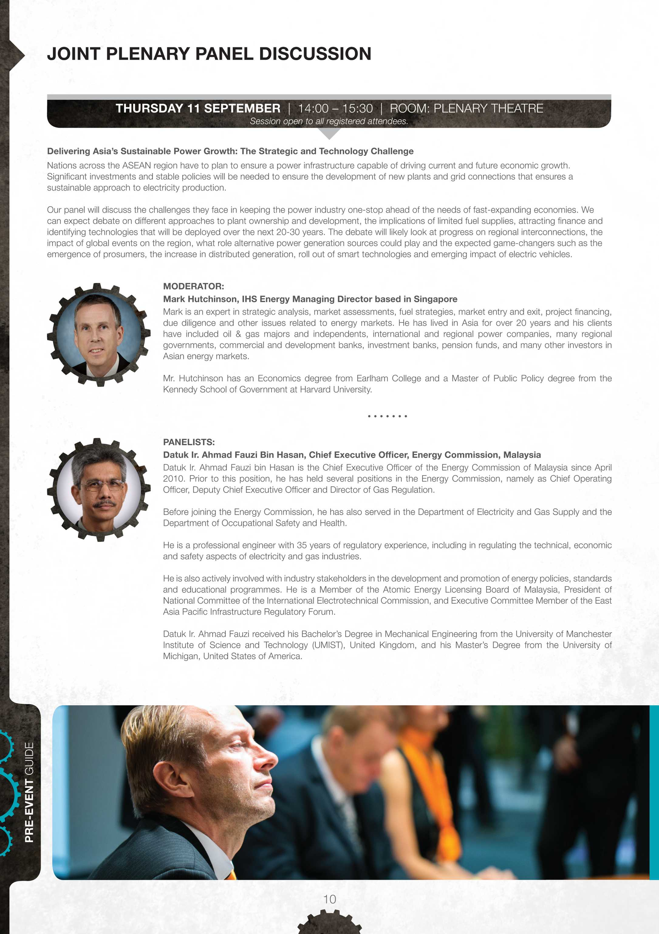 A Harvard University Guide To Executive >> Pennwell Supplements Rew Asia Asean Preliminary Event Guide 2014