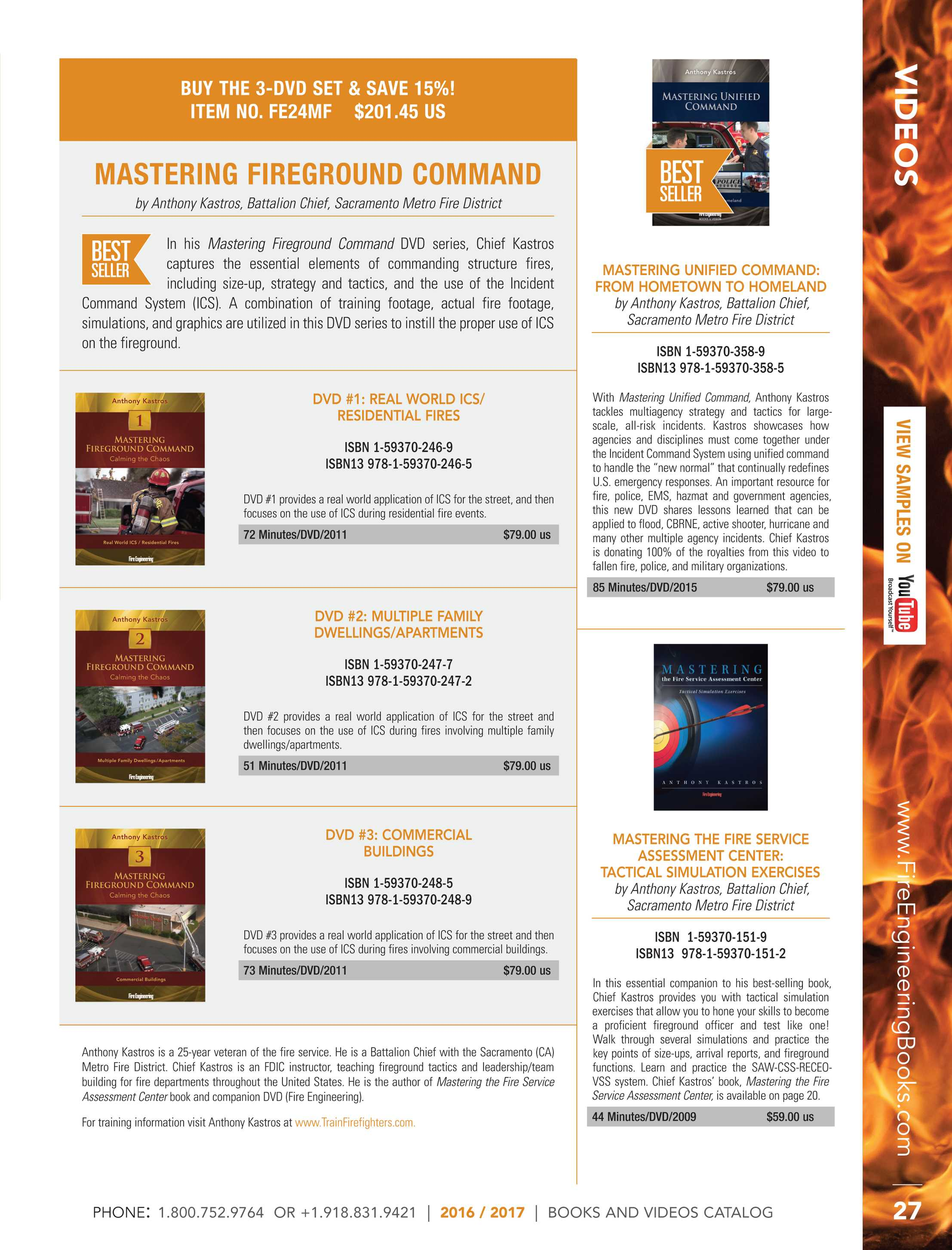 Pennwell Supplements - Spring 2016 Fire Catalog - page 27