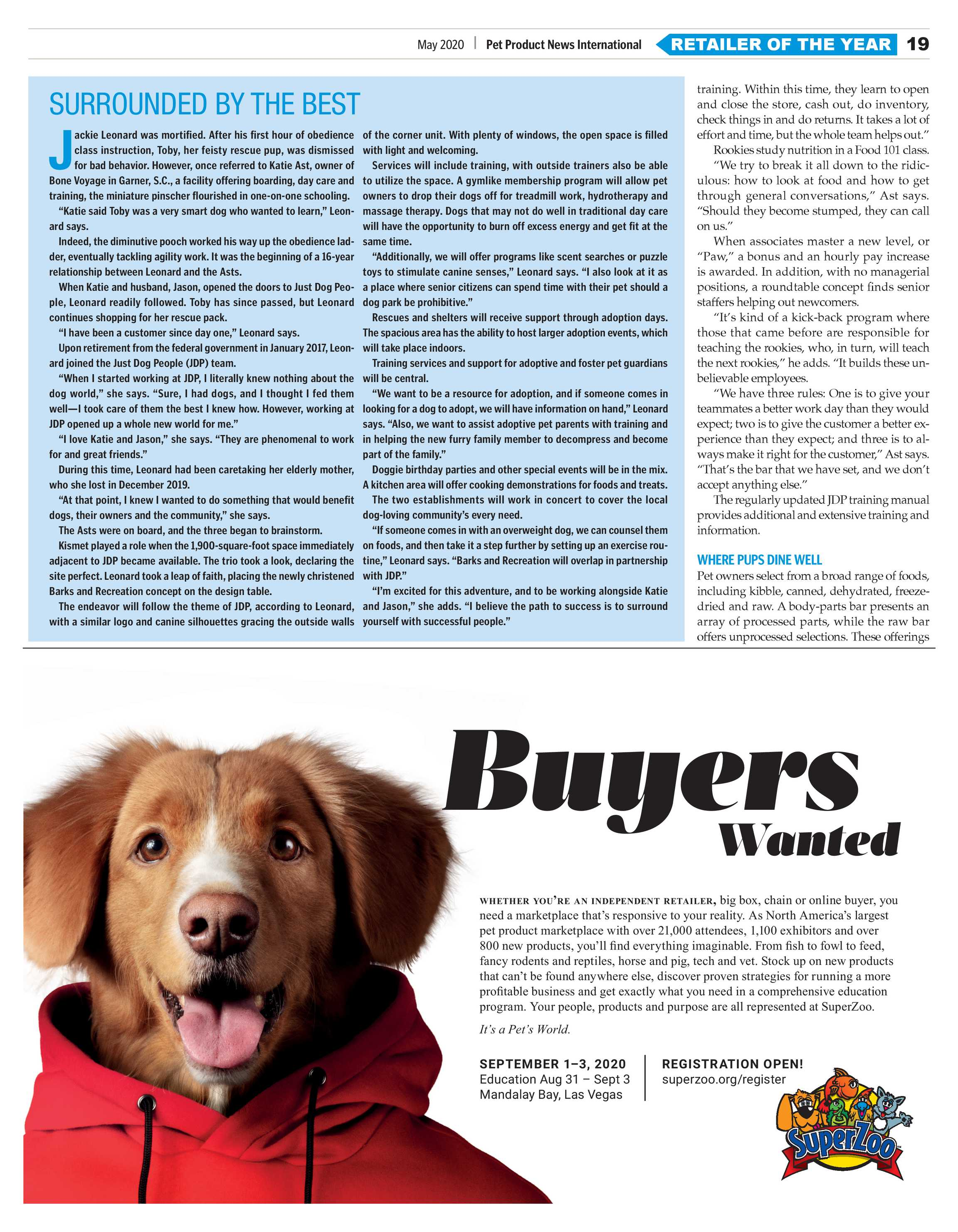Pet Product News - May 2020 - page 19