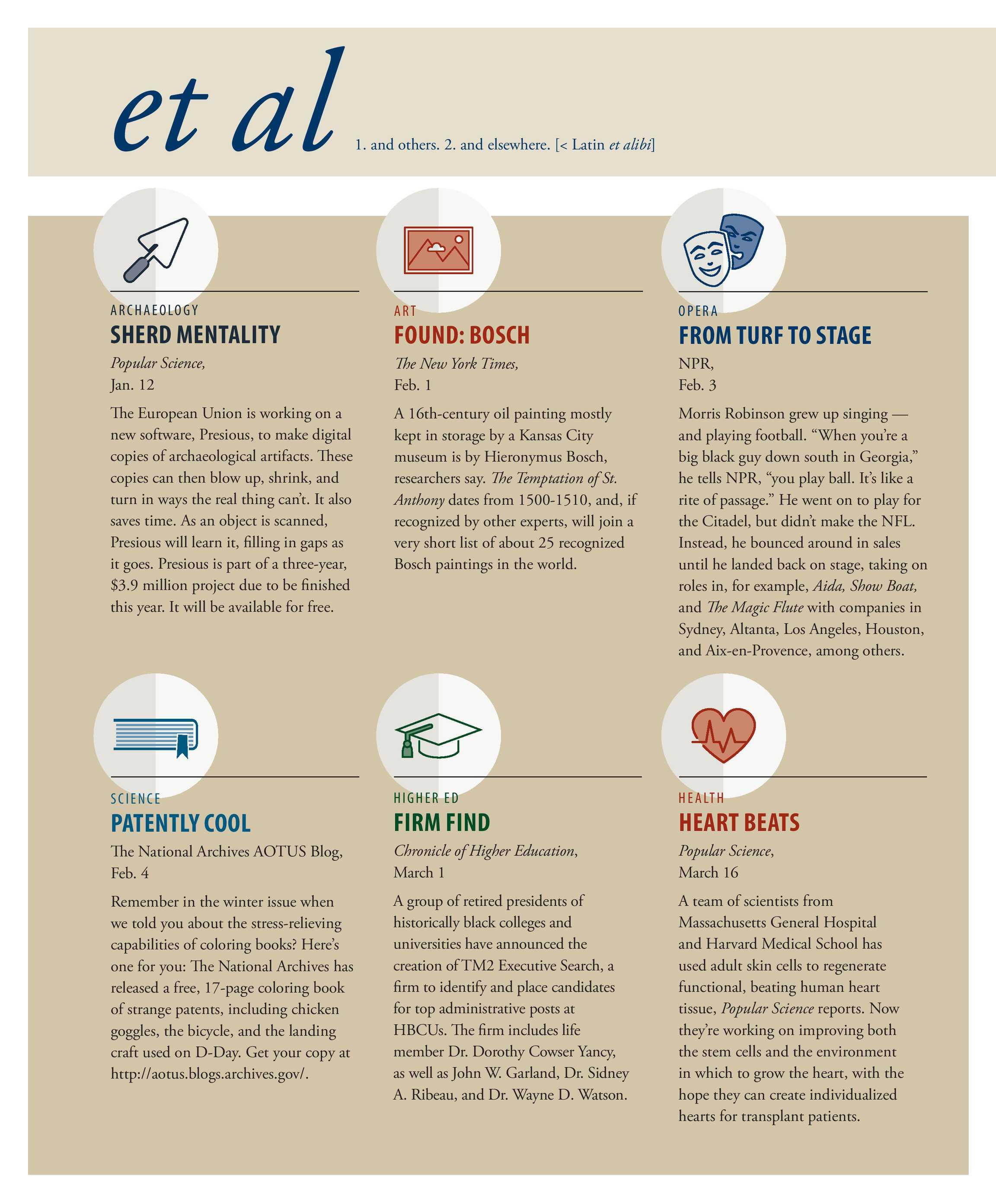 Phi Kappa Phi Forum - Summer 2016 - page 4