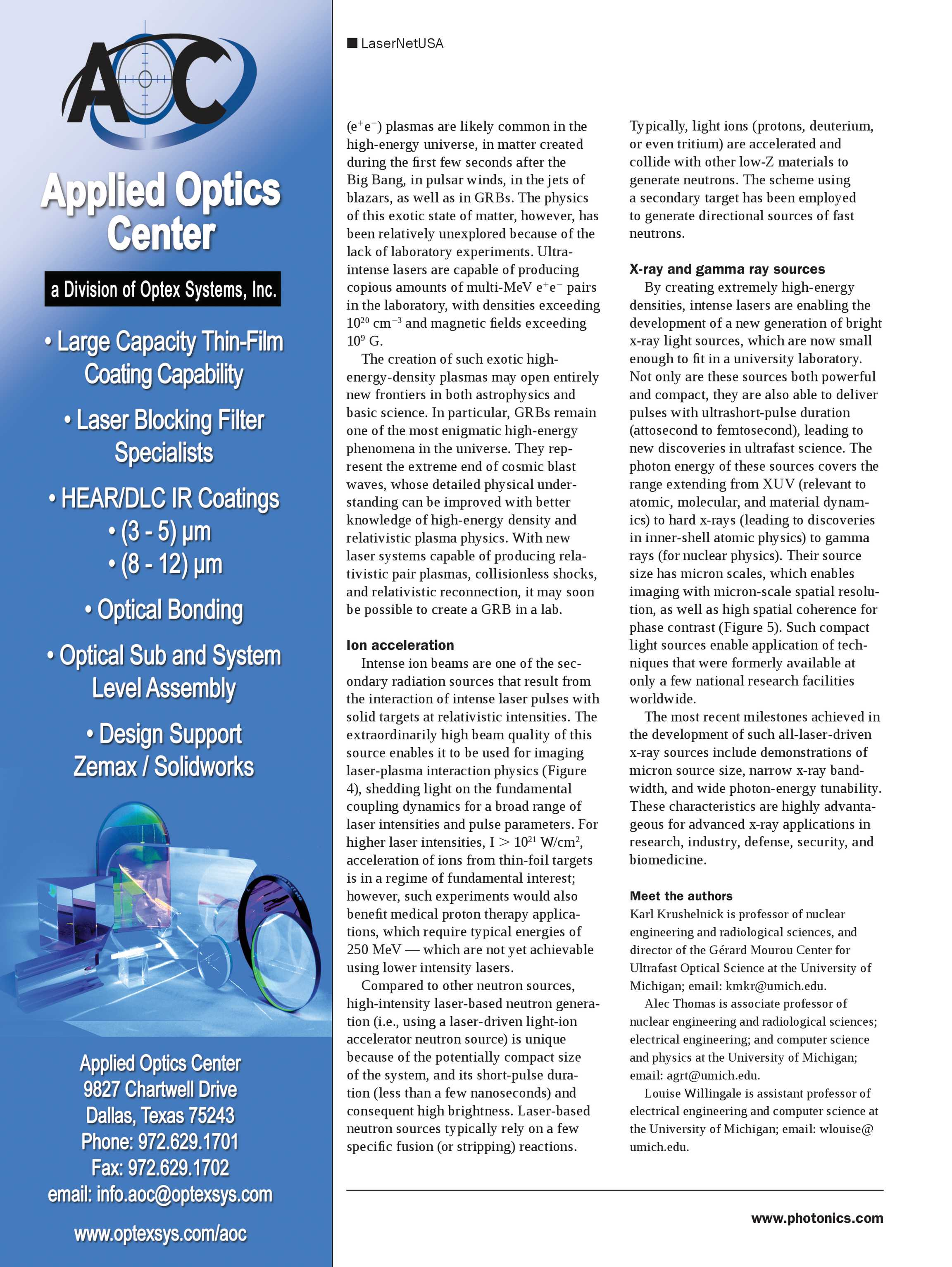 Photonics Spectra - June 2019 - page 73