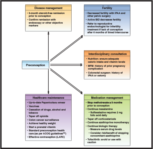 Practical Gastroenterology August 2019 Inflammatory Bowel Disease And Pregnancy A Care Pathway To Optimize Treatment