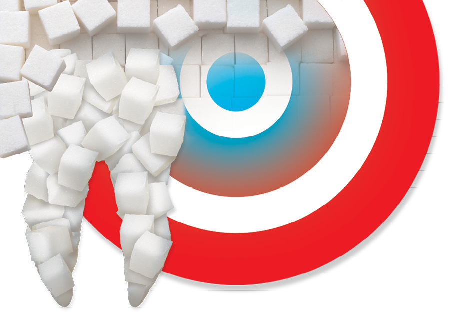 Registered Dental Hygienist May 2018 A Direct Target For Caries