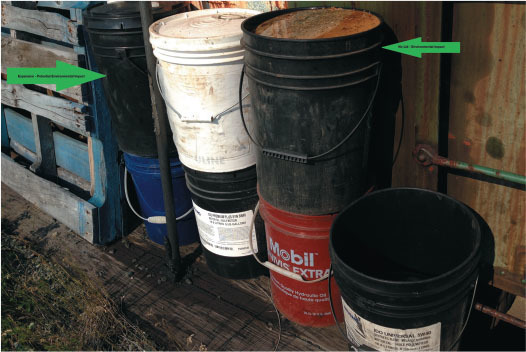 chemical storage safety
