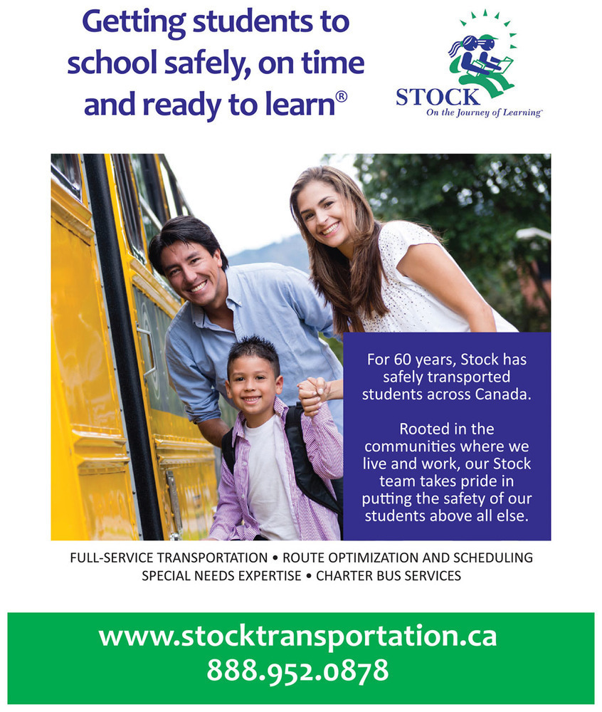 School Bus Ontario (SBUA) - Annual 2018 - Message from Mark Begg