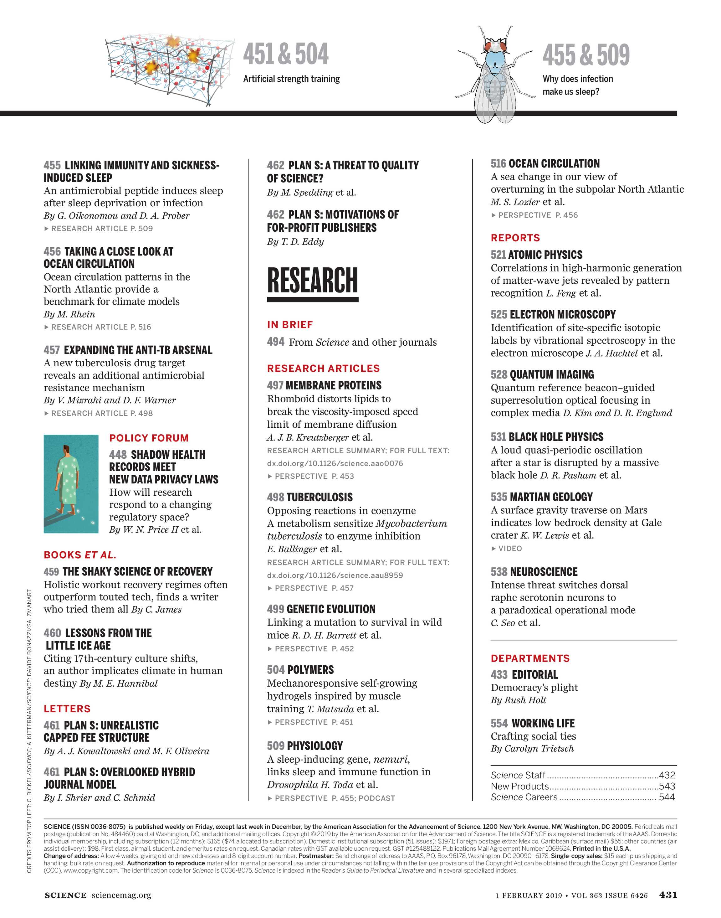 Science Magazine - February 1, 2019 - page 432