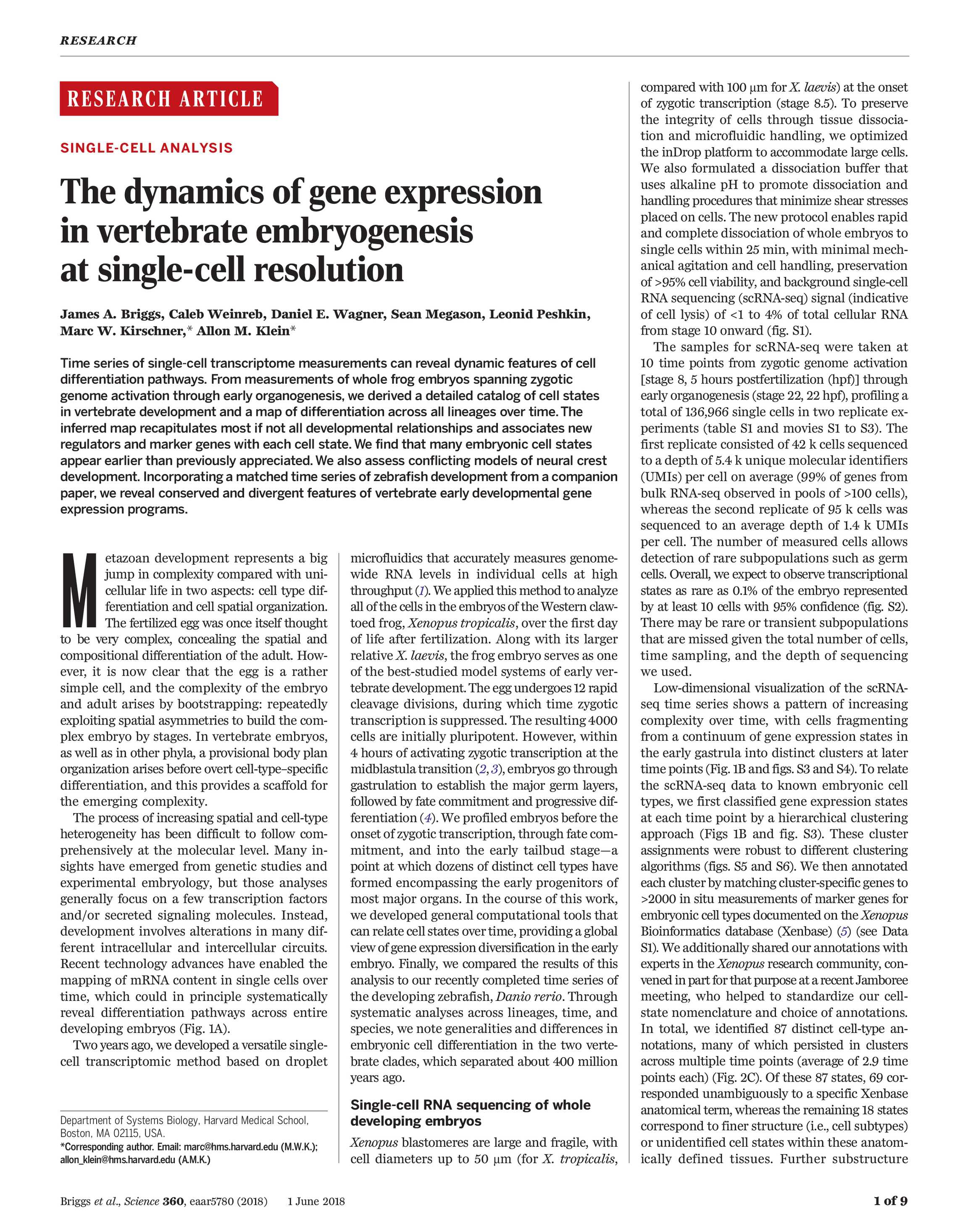 Science Magazine - June 1, 2018 - page 980