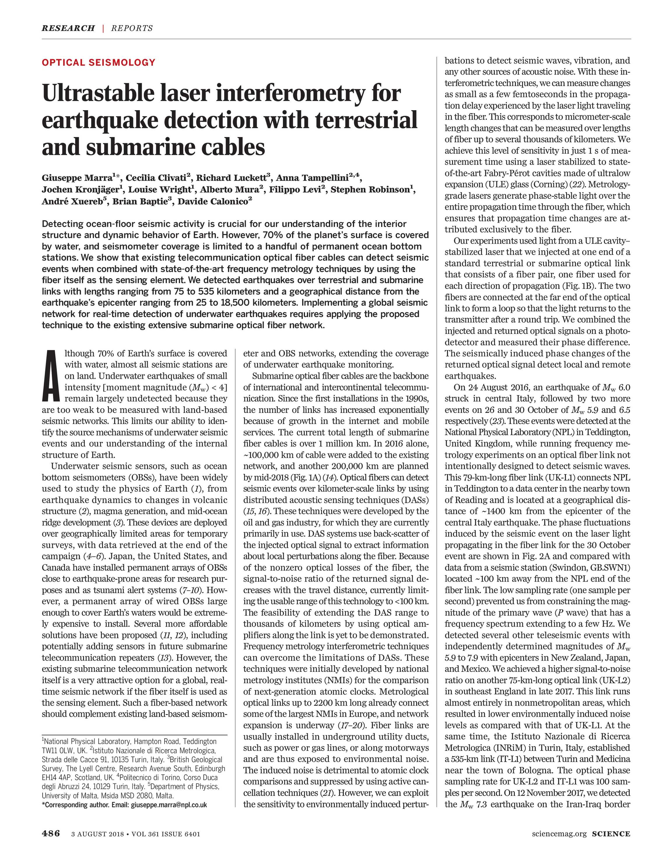Science Magazine - August 3, 2018 - page 486