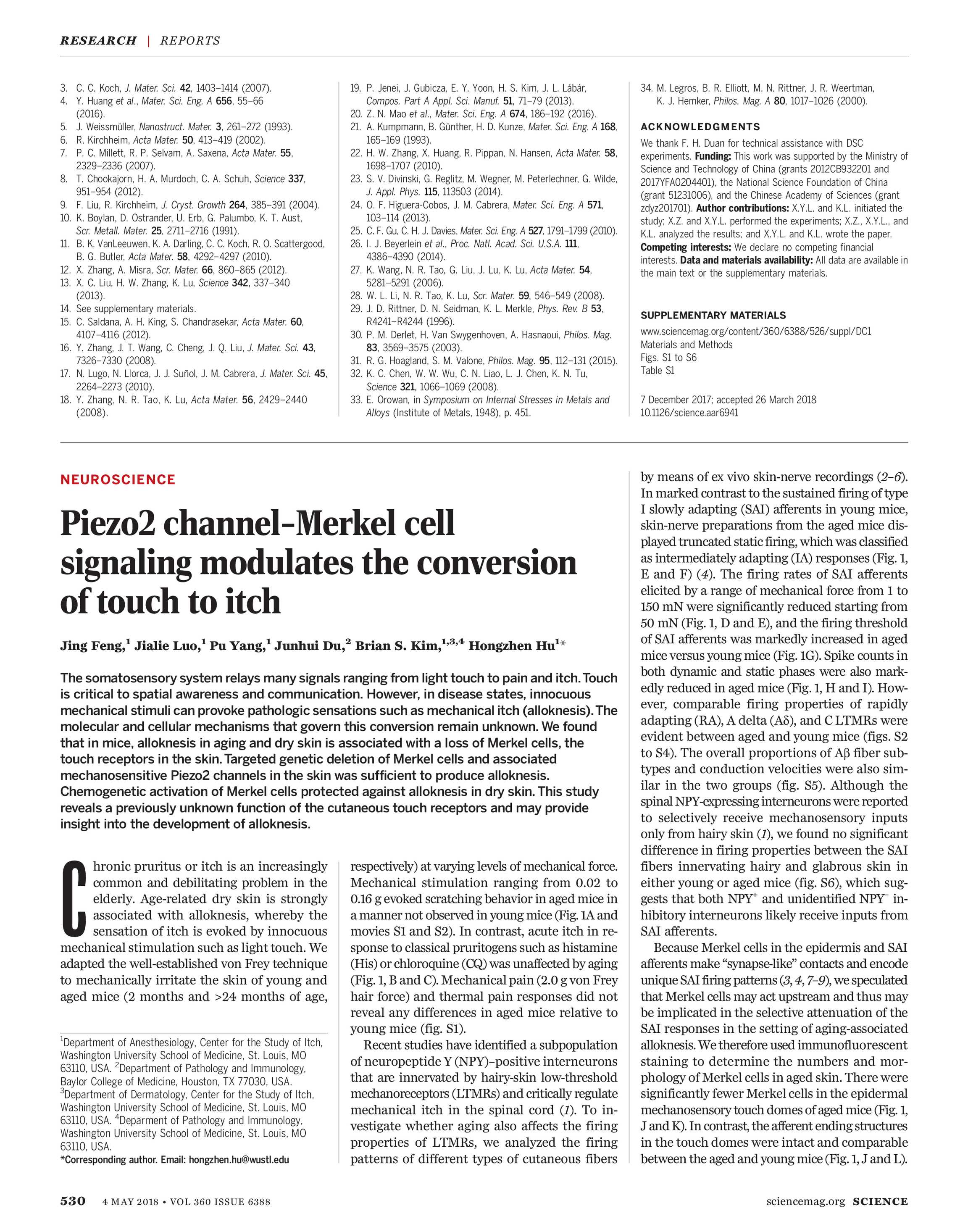 Science Magazine - May 4, 2018 - page 530