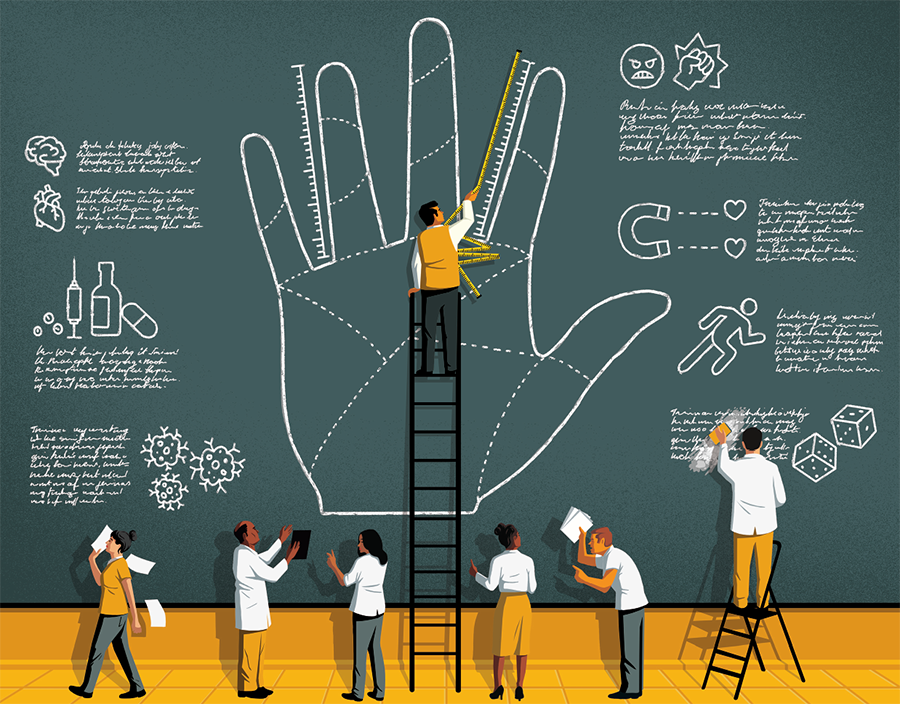 Science Magazine - June 7, 2019 - The Mismeasure Of Hands?