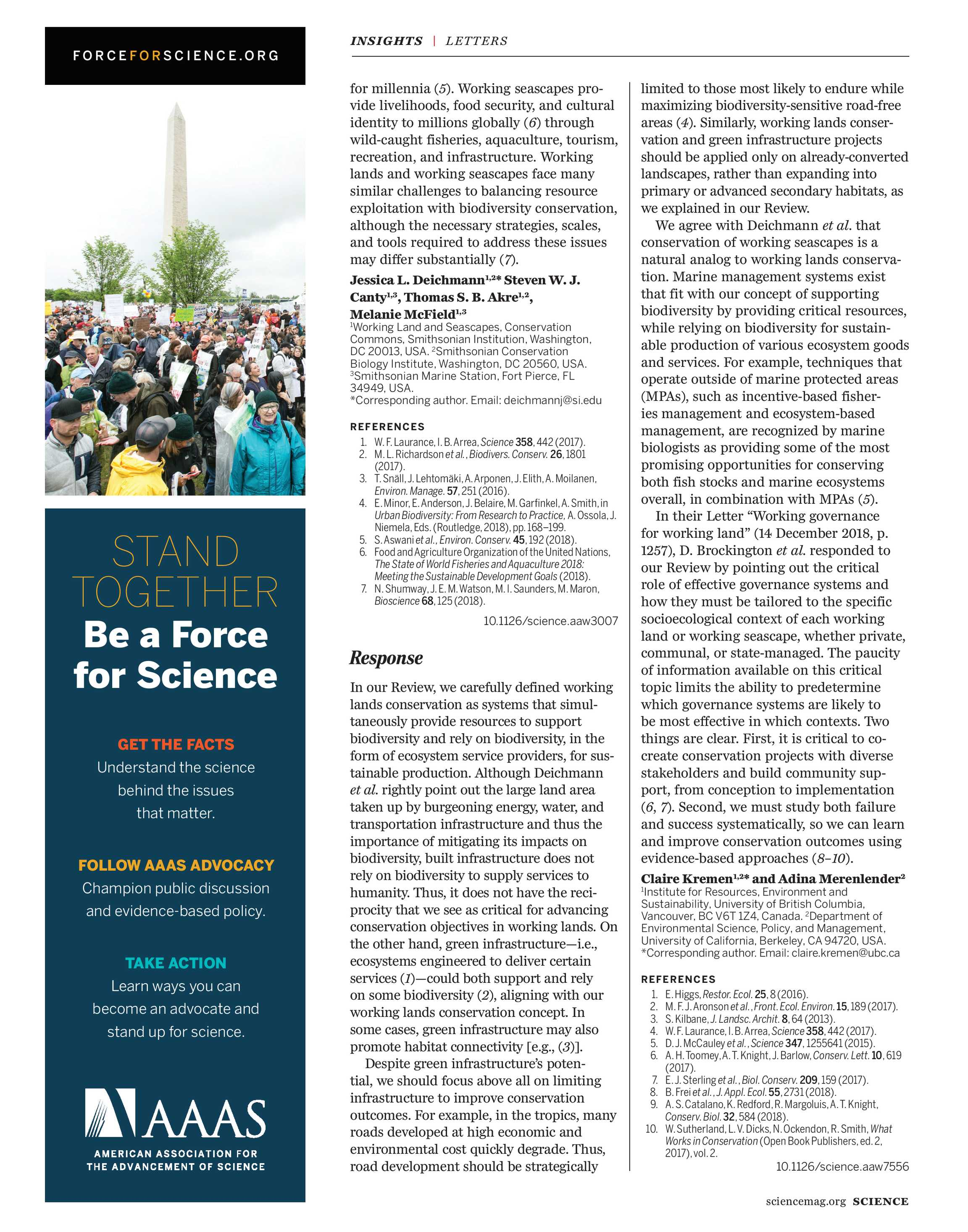 Science Magazine - March 8, 2019 - page 1048