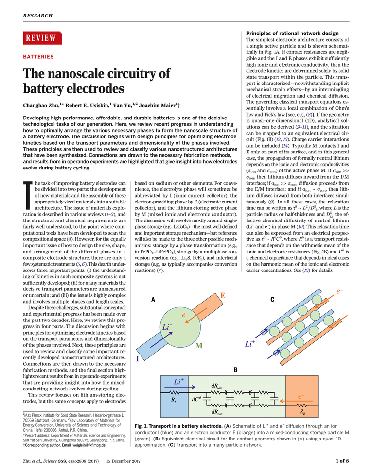 Science Magazine - December 15, 2017 - Page 1400