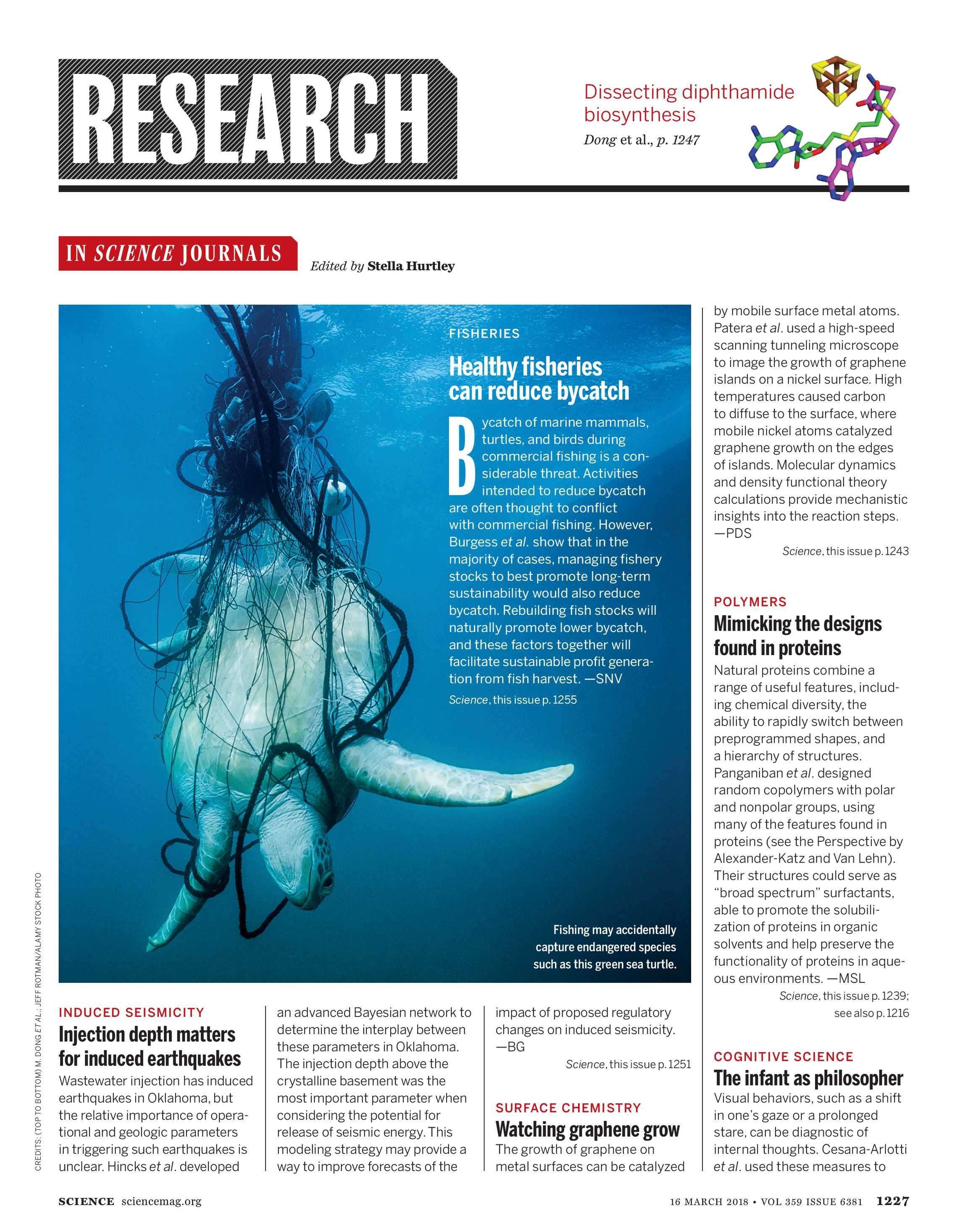Science Magazine - March 16, 2018 - page 1227