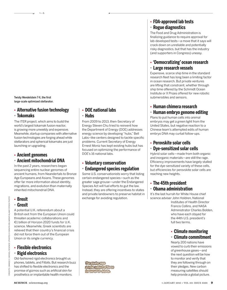 Science Magazine - 1 January 2016 - Page 8