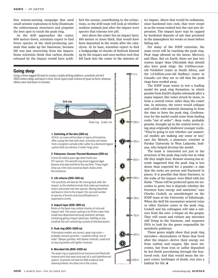 Science Magazine - 4 March 2016 - Page 1016