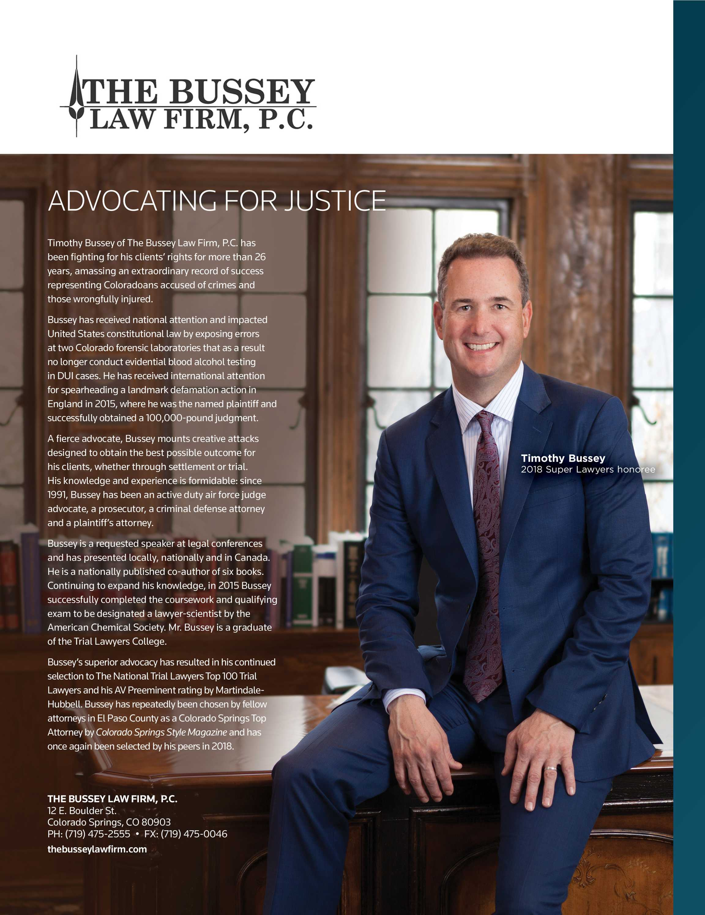 Super Lawyers - Colorado 2018 - page 6