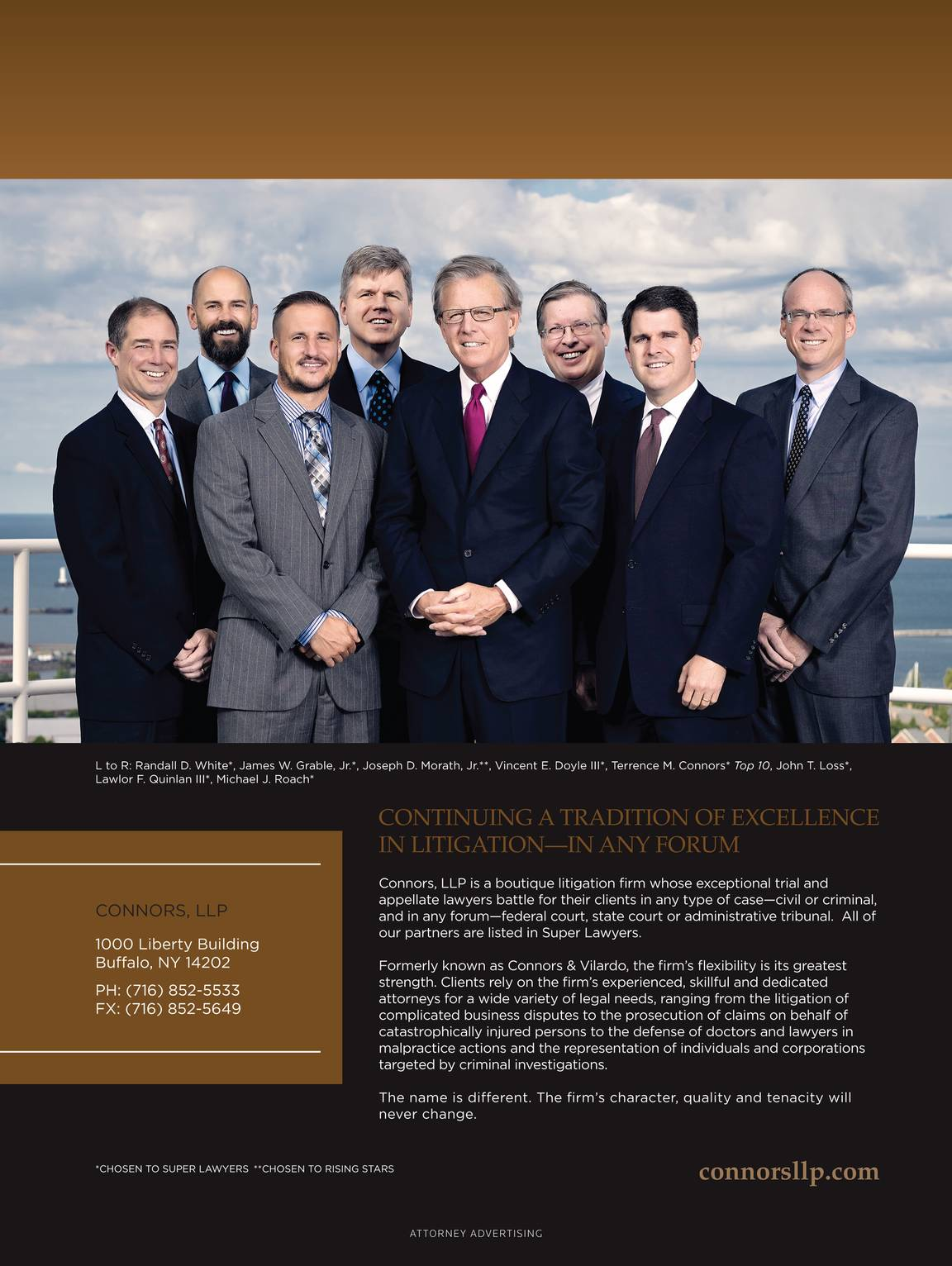 Super Lawyers - Upstate New York 2015 - page 45