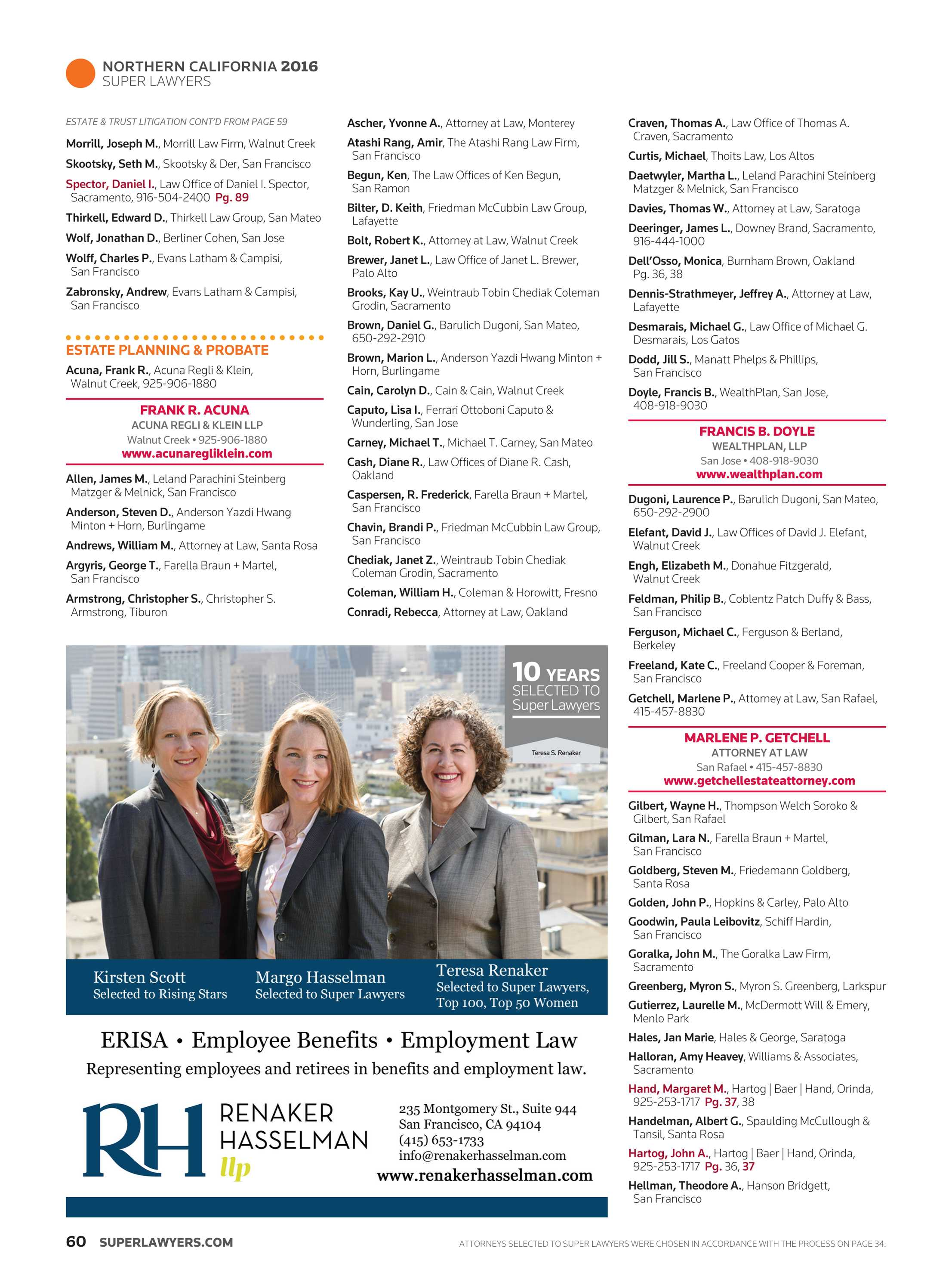 Super Lawyers - Florida 2015 - page 60