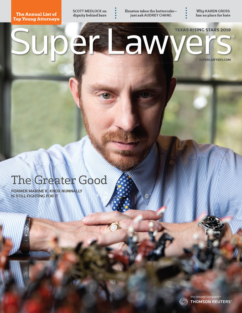 Super Lawyers - Florida 2019 - Cover