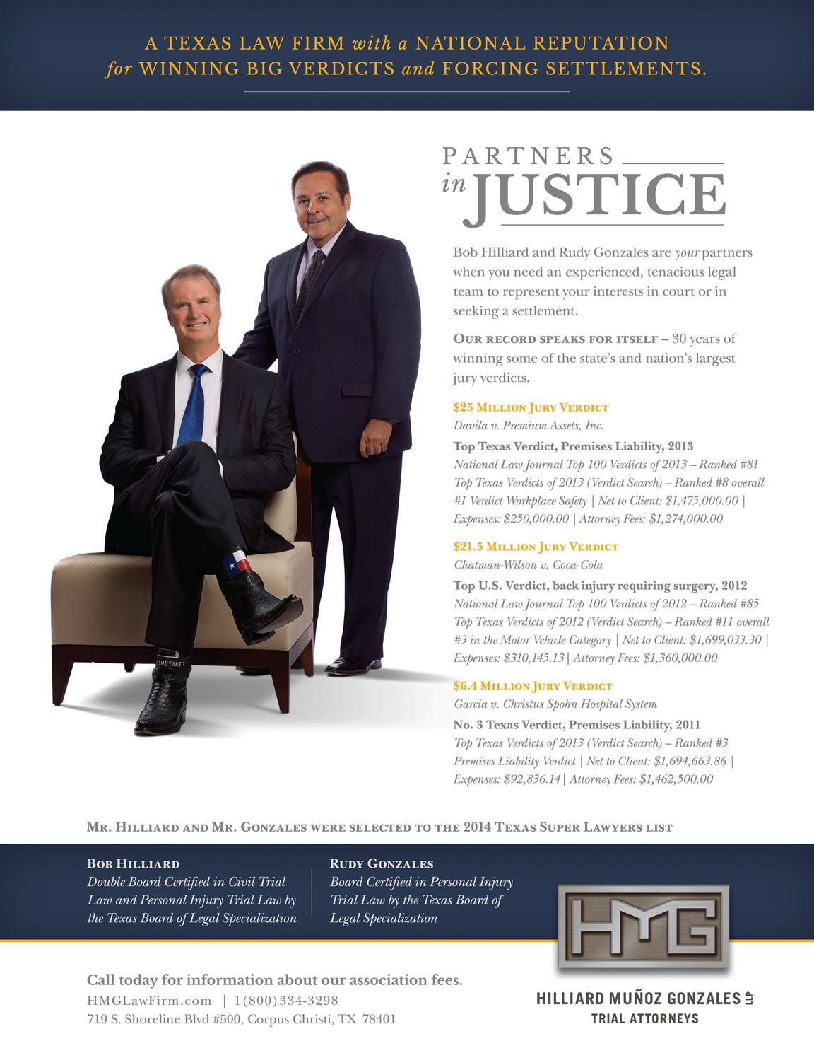 Super Lawyers - Texas 2014 - page 44