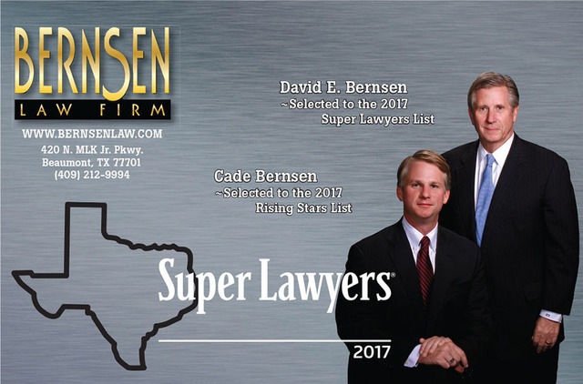 Super Lawyers - Texas 2017 - A Law Firm Centered On The Client