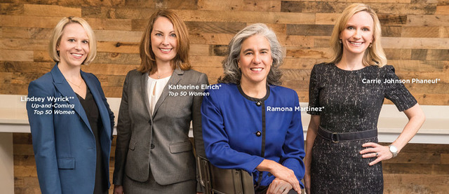 Super Lawyers - The Top Women Attorneys in Texas 2019