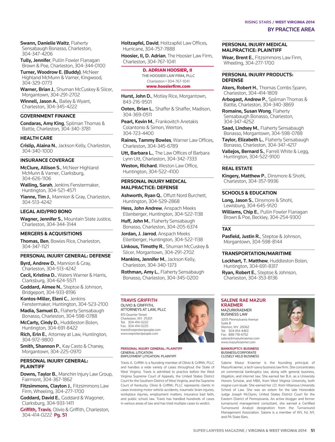 Super Lawyers - Oregon 2012 - page 50