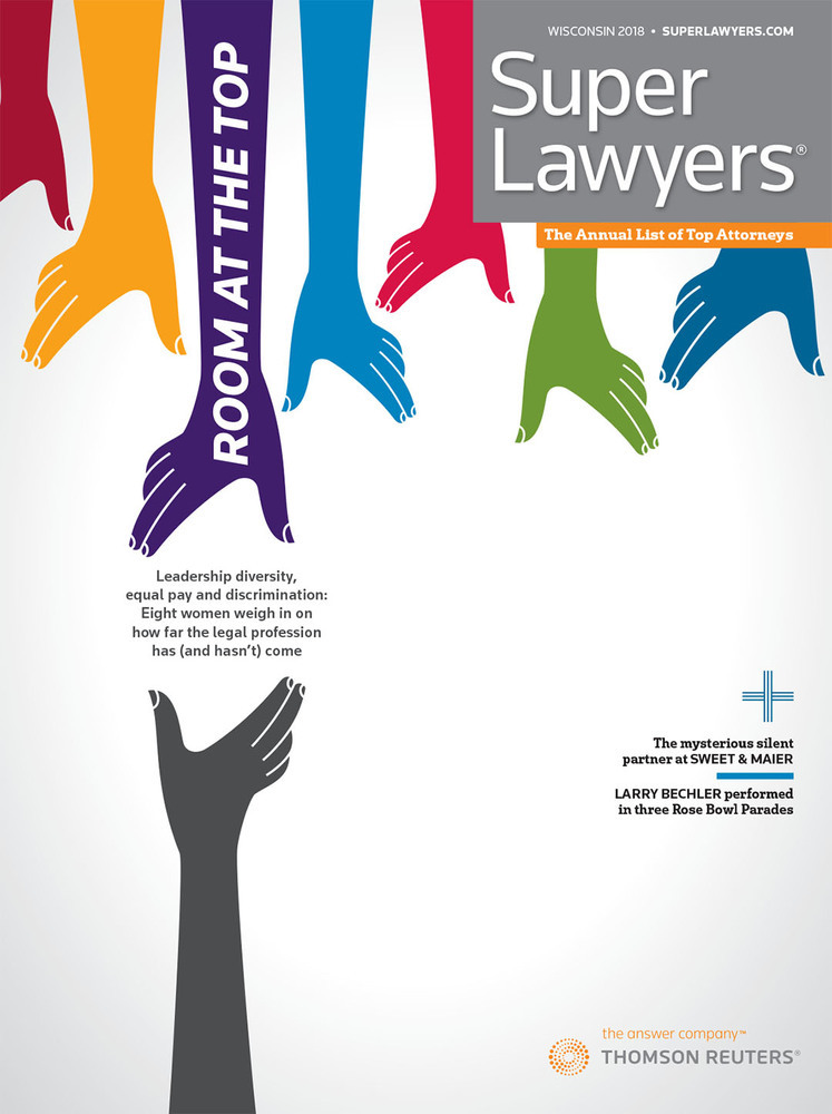 Super Lawyers - Maryland 2018 - Cover